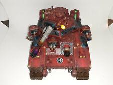 Warhammer 40k Imperial Guard Astra Militarium Baneblade Nicely Painted.