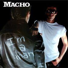 Macho • I'm A Man Brand New Import 24Bit Remastered CD