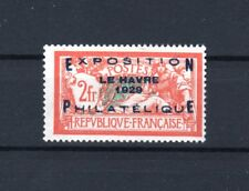 """FRANCE STAMP TIMBRE 257A """"EXPOSITION PHILATELIQUE LE HAVRE 1929"""" NEUFxx SUP R602"""