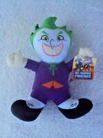 DC SUPER FRIENDS JOKER Plush Toy Factory Sugarloaf NWT