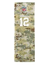 Player Number Football Towel Camo Salute to Service Quarterback Running Back Qb