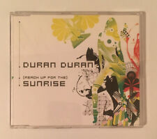 Duran Duran - (Reach Up for the) Sunrise (UK Import Single CD1 - 2 Tracks)