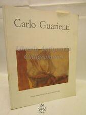 Carlo Guarienti: Catalogo Arte, Mondadori 1988, Pittura, Illustrazioni