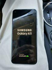 New listing Samsung Galaxy A11 Sm-A115U - 32Gb - Black Tracfone (Single Sim)