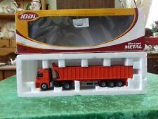 Joal Merc Actros Truck. SCARCE, 3 Axle Dumper Trailer, 1:50 scale. Mint, boxed