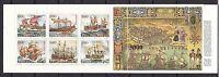 Jugoslawien 1989 postfrisch Markenheft MiNr. 2348-2354  Segelschiffe der Adria