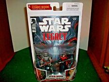 2009 Star Wars Comic Packs # 22 Darth Krayt and Sigel Dare by Hasbro