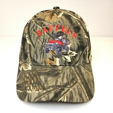 Vintage Hunting Hat - ATV Embroidered Picture - Polaris - Collectible Cap