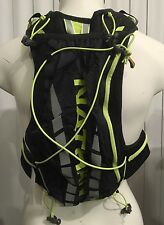 NEW Nathan Race Vest Vapor Air Black Run Jog Hiking Biking Travel Backpack Bag
