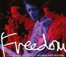 The Jimi Hendrix Experience - Freedom: Atlanta Pop Festival, 2 Audio-CDs