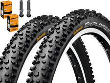 Fahrrad Reifen + AV Schlauch Set Conti Explorer 2.1 MTB 26 x 2.10 Zoll 54-559 mm