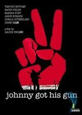 Johnny Got His Gun NEW PAL Artouse DVD Dalton Trumbo Timothy Bottoms K. Fields