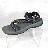 LL Bean Men's Sports sandals Gray/Black Size 9.5 M
