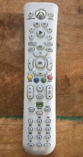 XBOX 360 ✔ OEM WHITE UNIVERSAL MEDIA CONTROL DVD REMOTE ✔ TESTED & SHIPS TODAY!