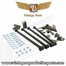 Vintage Heavy Duty Triangulated Full Size Universal Four Link Kit Vpattk4