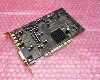 Creative Soundblaster SB0460 Dell F7710 0F7710 PCI Audio Sound Card