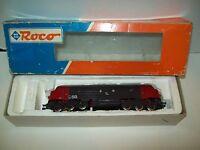 ROCO TRAIN DIESEL LOCOMOTIVE DSB 1144 SNCB #43544-6200 HO SCALE MADE W.GERMANY