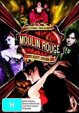 Moulin Rouge Special Edition 2 Disc Set Used But Near New Reg 4 Dvd