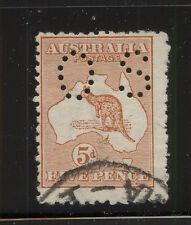 Australia O87 used catalog $55.00 Ms1005