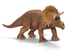 FREE SHIPPING | Schleich 14522 Triceratops Prehistoric Dinosaur - New in Package