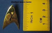 Star Trek Original Series Personnel Division Insignia Pin Badge STPIN47