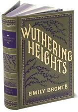 WUTHERING HEIGHTS ~ NICE LEATHERBOUND FLEXI-COVER GIFT ED ~ BRONTE