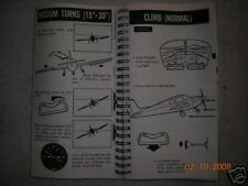 Learn To Fly Easy To Read Visualized Flight Maneuver Manual For Instructors