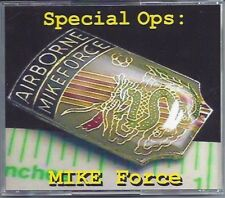 """VIETNAM WAR DVD """"SPECIAL OPS: MIKE FORCE"""" - AWESOME DOCUMENTARY (45min)"""