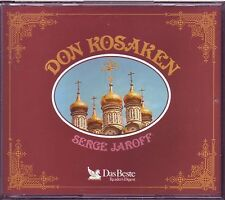 DON KOSAKEN - SERGE-JAROFF   Reader's Digest   3 CD Box