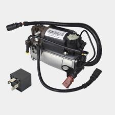 Petrol Air Suspension Compressor w/Replay for Audi A8 S8 4E V6 V8 4E0616007B/H