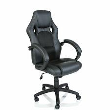Fauteuil de Bureau Chaise de Gaming Siège Confortable Pivotant Accoudoir Neuf FR