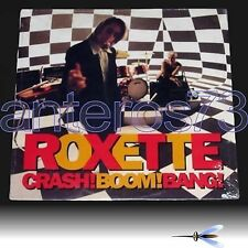 """ROXETTE """"CRASH! BOOM! BANG!"""" RARE LP 1994 MADE IN ITALY - MINT"""