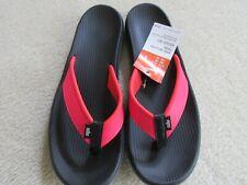 Nike Women's Bella Kai Thong Flip Flop Red Orbit/Metallic Silver Various Sizes