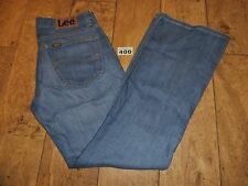 "Bleu Femme LEE ""Desoto"" Vintage Denim Jeans W30"" L31"" boot cut,"