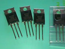 3 unidades, bt136-800f Philips TRIAC 800v/4a IGT = 25ma to220ab (m4640)