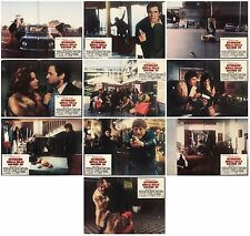 RITORNANO QUELLI DELLA CALIBRO 38 SET FOTOBUSTA 10 PZ. POLIZIESCO LOBBY CARD