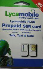 lycamobile prepaid sim card