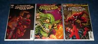 AMAZING SPIDER-MAN #30 1:25 CODEX variant immortal & reg ABSOLUTE CARNAGE tie in