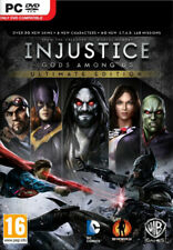 Injustice Gods Among Us Ultimate Edition PC Game NEW
