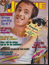 JOEPIE 357 (18/1/81) VARTAN ABBA TRAVOLTA SAXON ROBERT PALMER BENATAR