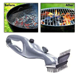 Grill Daddy Original Steam Cleaning Barbeque Grill Brush For Charcoal,Cleaner