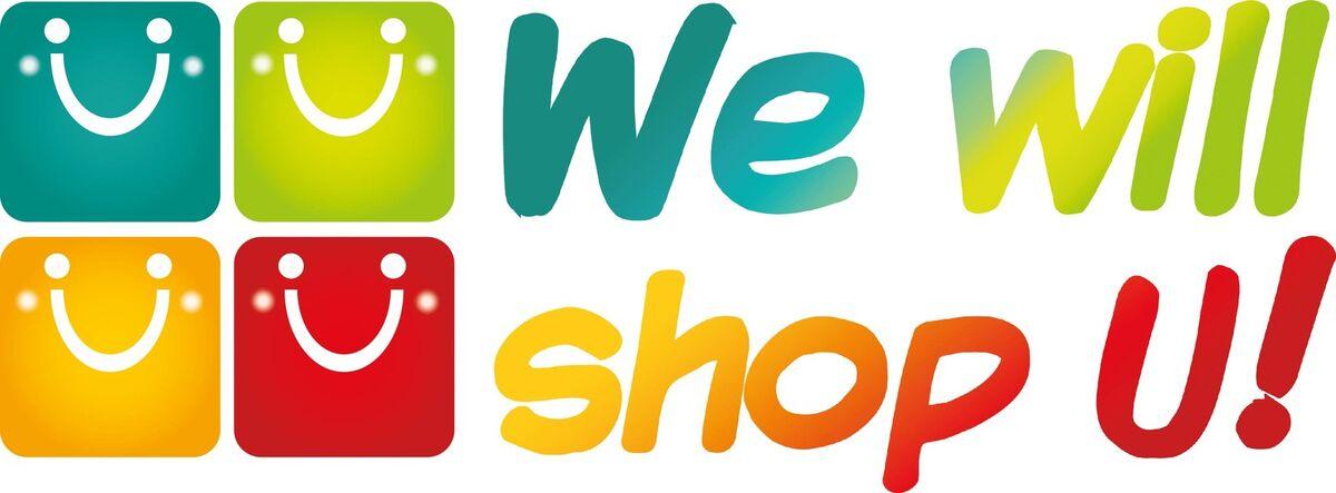 We Will Shop U