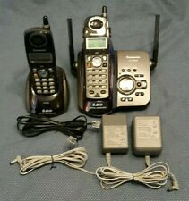 Panasonic KX-TG5432 Cordless Phone & Digital Answering Machine 2 Handsets