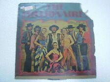 THE MILLIONAIRES  italian dream/queen santa maria RARE LP RECORD 1978 INDIA  ex