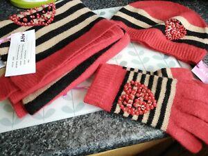 Hat Scarf Gloves