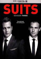 Suits: Season 3 DVD