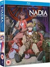 Nadia - The Secret of Blue Water Complete Collection 5022366870542 Blu-ray