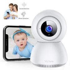Babyphone Moniteur Bebe Surveillance Camera Vision Nocturne Alerte Sans Fil