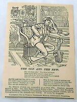 1888 magazine engraving ~ ad for DR. PIERCE'S PELLETS ~ liver pills