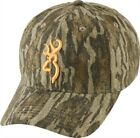 Browning Rimfire Camouflage Cap with 3-D Buckmark CHOOSE YOUR CAMO PATTERN